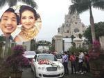 Màn cầu hôn siêu lãng mạn của cô dâu đeo vàng trĩu cổ ở Nam Định với chú rể khiến dân tình ghen tị-7