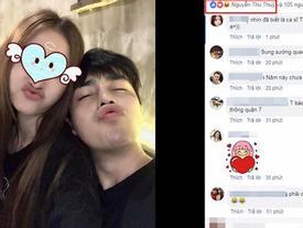 Bạn trai tin đồn khoe ảnh tình cảm bên cô gái giấu mặt, dân mạng lập tức 'triệu hồi' ca sĩ Thu Thủy