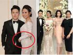 Cận cạnh vợ trẻ 9x da nâu miệng rộng của Lê Hiếu trong đám cưới hạng sang hạn chế khách mời-7