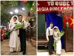 MC Lê Anh bất ngờ làm đám cưới với thạc sĩ du lịch kém 10 tuổi-7
