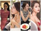 Hương Giang - Chi Pu - Bích Phương - Bảo Anh: Tứ đại mỹ nhân muốn 'dìm cũng không thể chìm' khi chụp lén