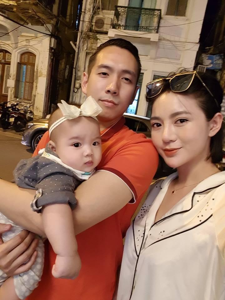 Chào đời năm 2018, những cậu ấm cô chiêu con nhà hotgirl - hotboy Việt gây sốt vì nhìn bé nào cũng đáng yêu-6