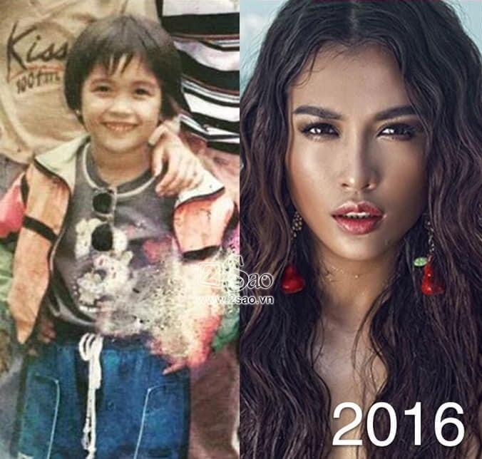 Dàn Miss Universe Vietnam khi xưa ta bé: Phạm Hương và HHen Niê thực ra đã rất xinh từ thuở lên 3-7