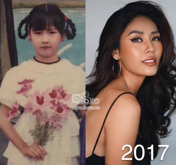 Dàn Miss Universe Vietnam khi xưa ta bé: Phạm Hương và HHen Niê thực ra đã rất xinh từ thuở lên 3-8