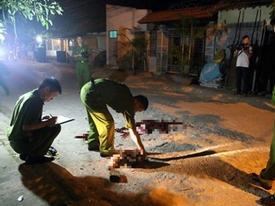 Đi tìm bạn gái, nhóm thanh niên mang dao kiếm chém người tử vong