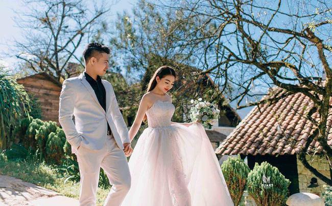 Nhan sắc đời thường xinh đẹp của cô dâu trong đám cưới ngập vàng ở Nam Định-13