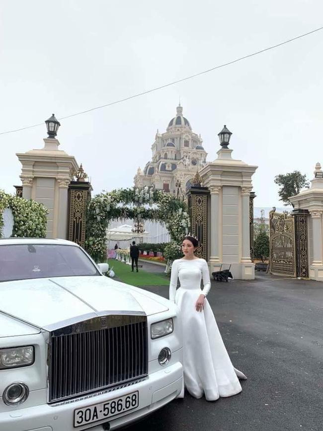 Nhan sắc đời thường xinh đẹp của cô dâu trong đám cưới ngập vàng ở Nam Định-3