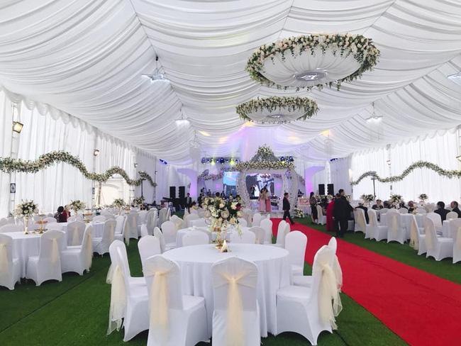 Nhan sắc đời thường xinh đẹp của cô dâu trong đám cưới ngập vàng ở Nam Định-6
