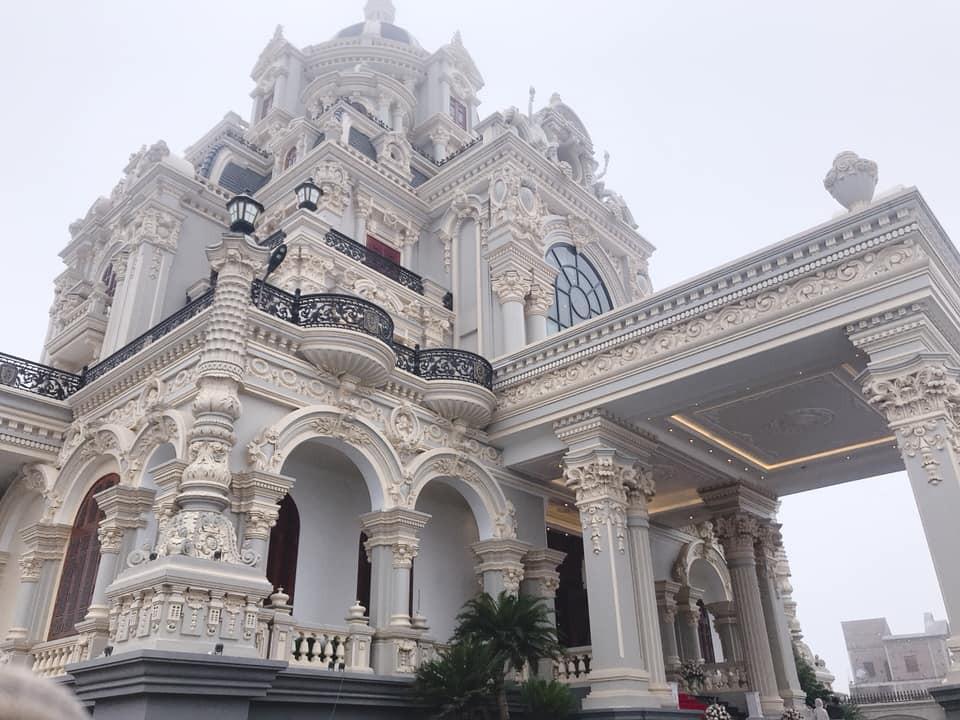Nhan sắc đời thường xinh đẹp của cô dâu trong đám cưới ngập vàng ở Nam Định-2