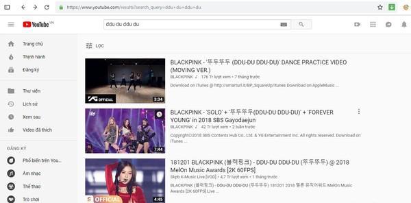 Sốc: MV hơn trăm triệu views DDU-DU DDU-DU của BlackPink vừa không cánh mà bay khỏi Youtube!-1