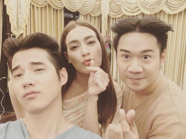Phim hài cổ trang Thái Lan Thong Ek Mor Yah Tah Chaloang gây sốt ngay từ teaser đầu tiên-3