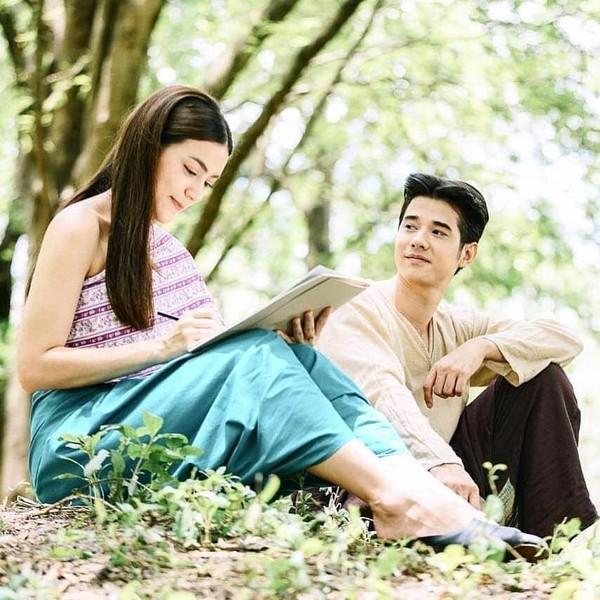 Phim hài cổ trang Thái Lan Thong Ek Mor Yah Tah Chaloang gây sốt ngay từ teaser đầu tiên-5