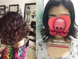 Góc hồi hộp cuối năm: Làm tóc ăn Tết cũng hên xui như một trò chơi may rủi