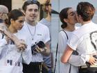 Những khoảnh khắc tình tứ của Brooklyn Beckham và bạn gái hơn tuổi