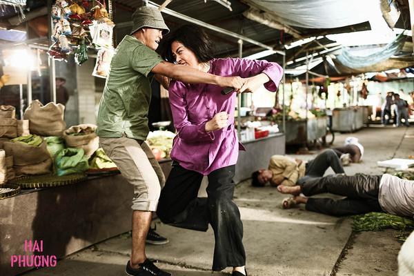 VZN News: Tung trailer cùng ngày, đả nữ Ngô Thanh Vân đối đầu quỷ lửa Vân Trang-1
