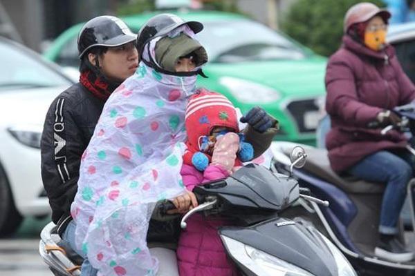 Dự báo thời tiết 16/1: Hà Nội mưa rét tê tái, vùng núi dưới 5 độ-1