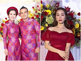 Võ Hạ Trâm nói gì trước lời chúc phúc 'chị đừng quá vui vẻ khi em quá xinh đẹp' của Hòa Minzy?