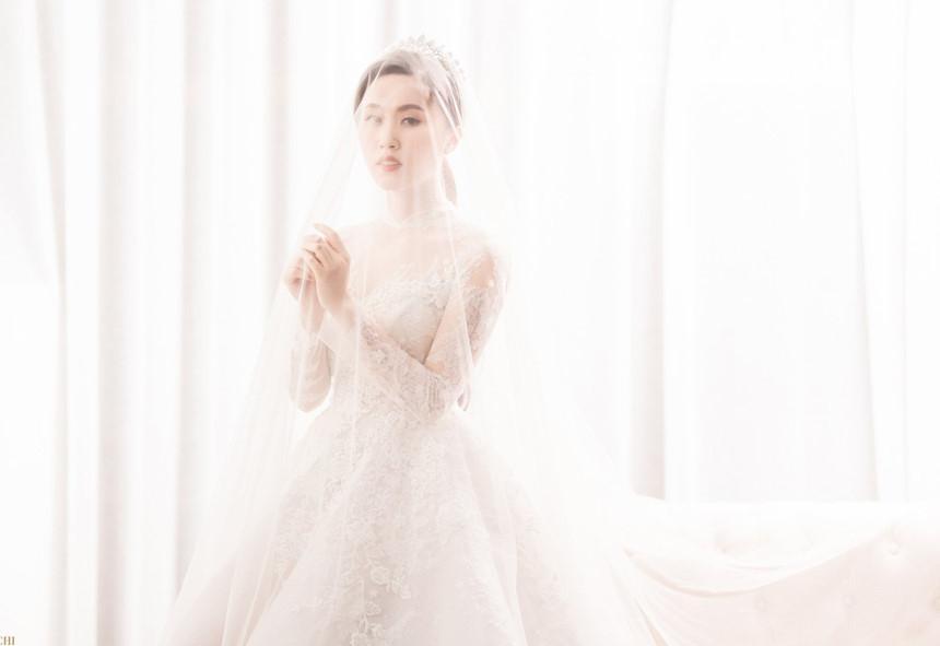 NSND Trung Hiếu hạnh phúc bên cô dâu kém 19 tuổi trong bộ ảnh cưới-6