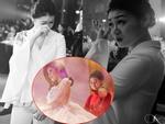 Hình ảnh chưa lên sóng trong đám cưới Vân Navy ở Hà Nội: Chị gái lặng khóc nhìn em hạnh phúc về nhà chồng