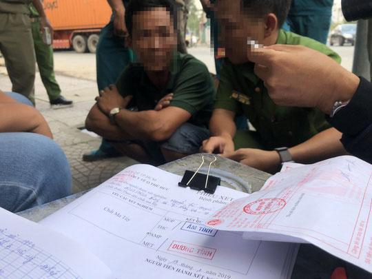 Lý lịch bất hảo và lời khai bất ngờ của tài xế nghiện tại công an-3