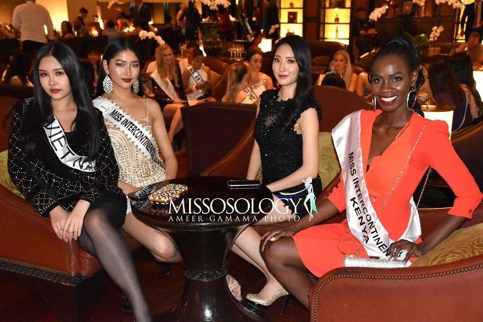 Sau nhiều ngày kém xinh, cuối cùng Lê Âu Ngân Anh cũng đã có một bức hình khá khẩm tại Miss Intercontinental 2018-5