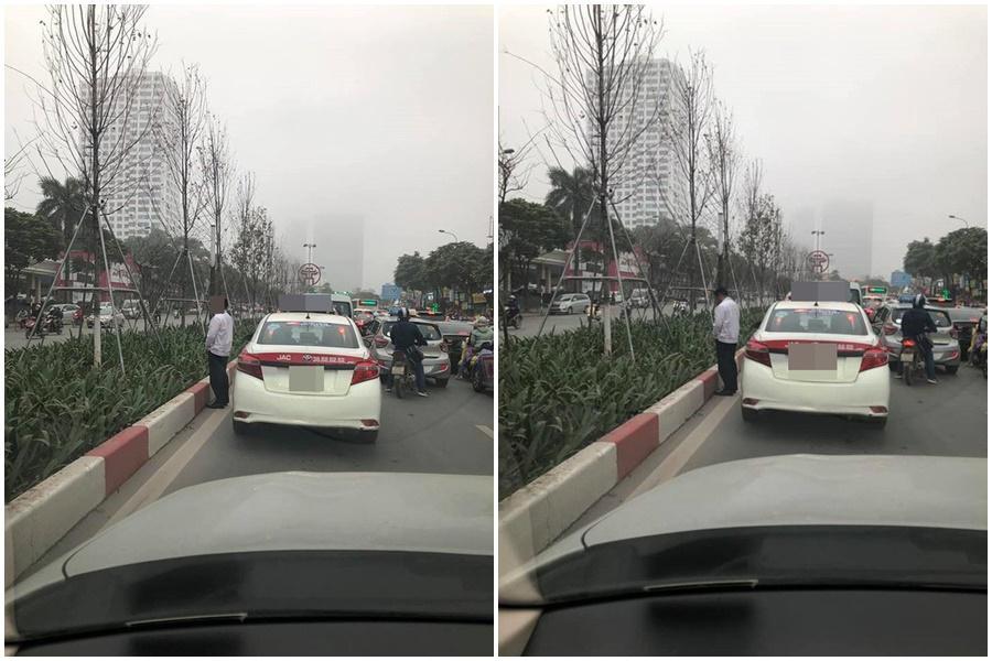 Hình ảnh diễn ra trên đường phố Hà Nội khiến tất cả nóng mắt-1