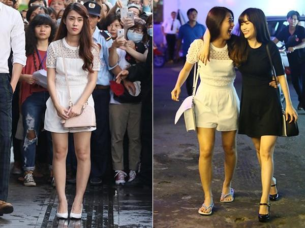Loạt ảnh hậu trường nói không với giầy cao gót, mỹ nhân Việt bỗng chốc trở thành trò cười cho thiên hạ-11