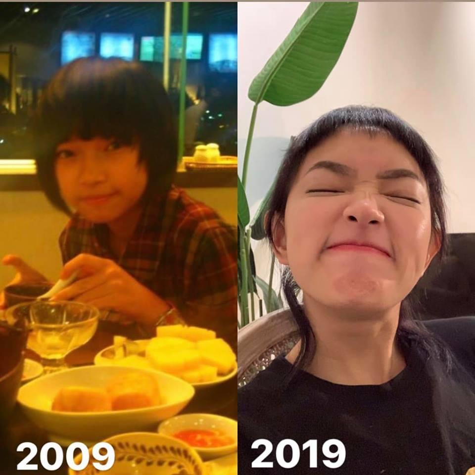 Nhìn lại nhan sắc 10 năm của hotgirl - hotboy Việt, ai cũng lột xác nhưng BB Trần còn kinh điển hơn-2