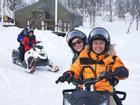 Trải nghiệm một vòng thành phố tuyết trắng Murmansk