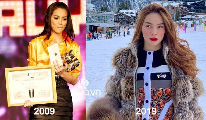 Trào lưu khoe ảnh 2009 - 2019: Mai Phương Thuý đẹp bền bỉ, còn mỹ nhân đổi khác nhất là...-12