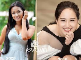 Trào lưu khoe ảnh 2009 - 2019: Mai Phương Thuý đẹp bền bỉ, còn mỹ nhân đổi khác nhất là...
