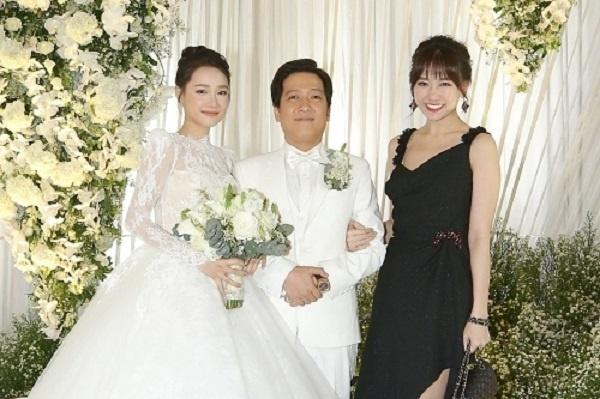 Chuyện dở khóc dở cười của sao Việt khi đi ăn cưới: Thành Lộc nhớ nhầm ngày, Long Nhật mặc sai trang phục-7