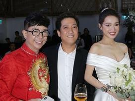 Chuyện dở khóc dở cười của sao Việt khi đi ăn cưới: Thành Lộc nhớ nhầm ngày, Long Nhật mặc sai trang phục
