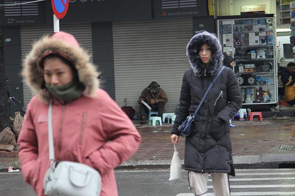 Dự báo thời tiết 17/1: Miền Bắc rét căm căm, hạ xuống 11 độ-1