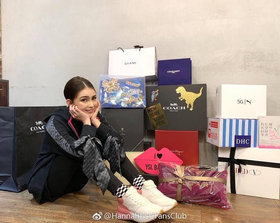Cuộc sống như mơ của bà xã Châu Kiệt Luân: 1 tháng du lịch 2 lần, mua quà tặng chồng toàn tiền tỷ-16