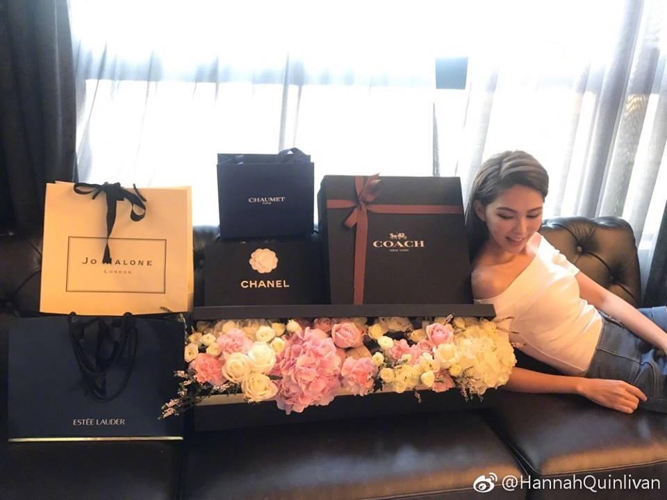 Cuộc sống như mơ của bà xã Châu Kiệt Luân: 1 tháng du lịch 2 lần, mua quà tặng chồng toàn tiền tỷ-17