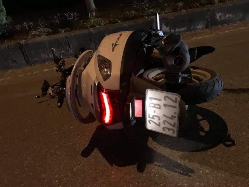 Lai Châu: Ô tô đâm xe máy, kéo lê người đàn ông trong đêm-3