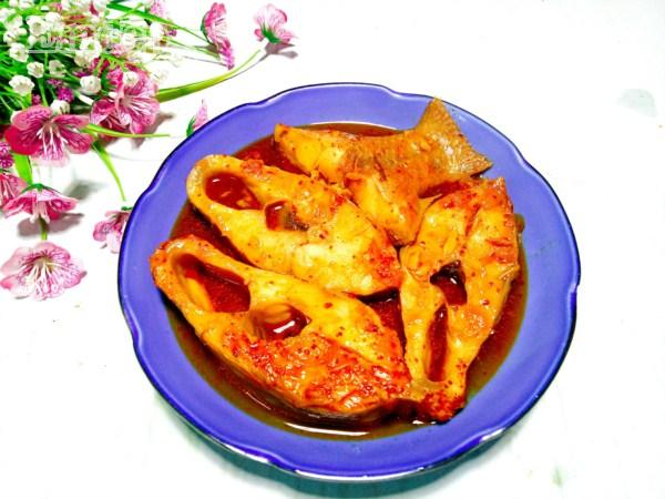 Cá kho nước dừa, vừa thơm ngọt lại không bị tanh-10