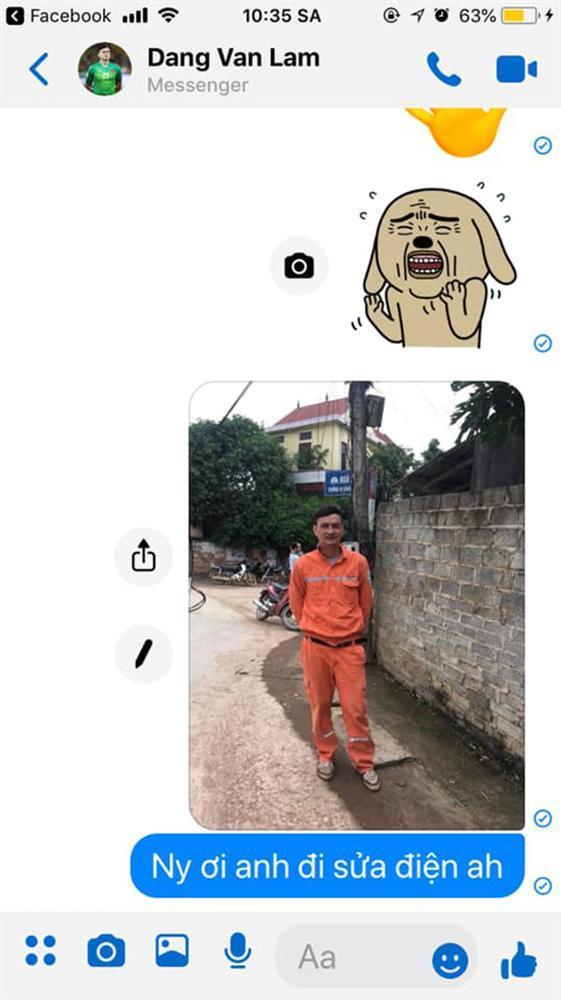 Phát hiện nghề mới của Đặng Văn Lâm: Sáng đi sửa điện, tối về bắt gôn-3
