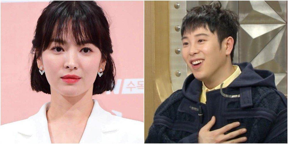 Bạn diễn trầm trồ trước Song Hye Kyo: Nhan sắc của cô ấy ở một đẳng cấp khác-1