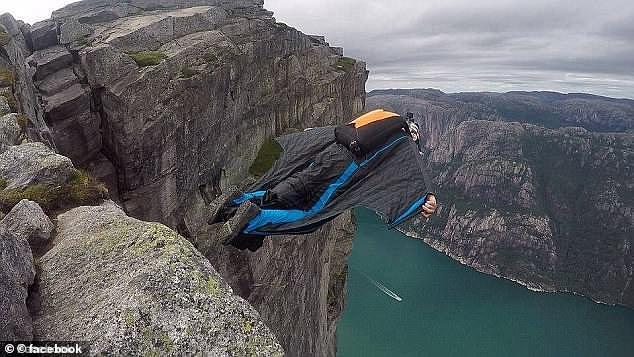 Nhảy từ vách đá cao 2000m để mừng sinh nhật bạn, người đàn ông chết thảm-2