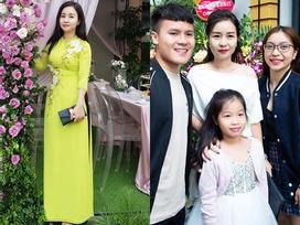 Khéo nịnh thế này bảo sao đến cả mẹ nuôi Quang Hải cũng 'chết mê chết mệt' nàng dâu tương lai Nhật Lê