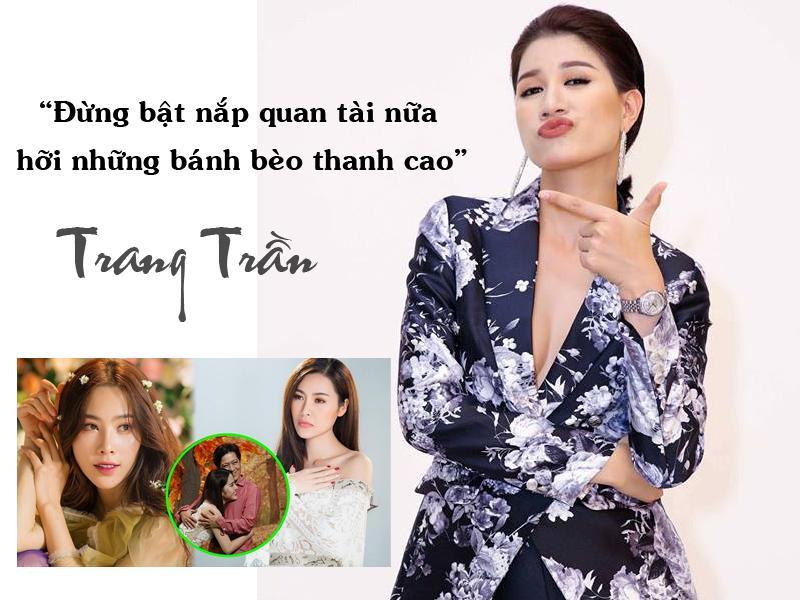 CHOÁNG nhất mạng xã hội hôm nay: Trang Trần khẳng định đàn bà duyên dáng điều đầu tiên là đừng giật chồng người-4