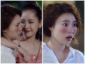 Chi Pu bị Ninh Dương Lan Ngọc mắng té tát vì hôn trai lạ ngoài đường trong tập 2 'Mối tình đầu của tôi'