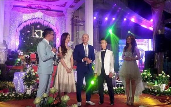 Lộ diện sao Việt duy nhất được mời hát đám cưới khủng trong lâu đài ở Nam Định-2