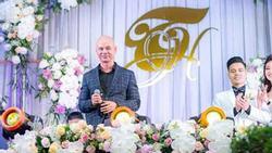 Lộ diện sao Việt duy nhất được mời hát đám cưới 'khủng' trong lâu đài ở Nam Định