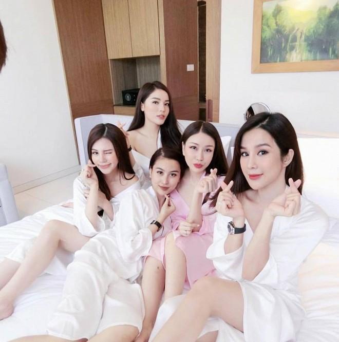 Jolie Nguyễn tố bạn thân là hoa hậu giật người yêu, Lam Cúc cùng hội chị em cây khế bức xúc vạch mặt-2