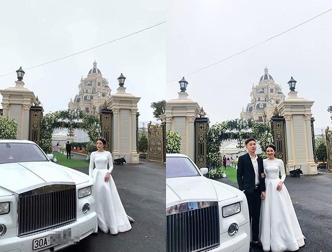 Nhan sắc có hạn nhưng xuất thân danh giá, em trai cô dâu sống trong lâu đài ở Nam Định được 1.000 cô gái làm điều lạ-1