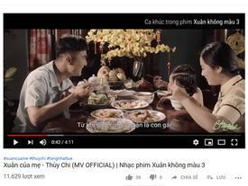 Thùy Chi lay động triệu trái tim với MV 'Xuân của mẹ'