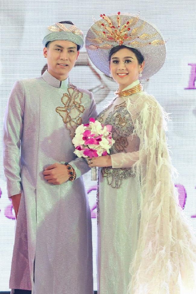 Những mỹ nhân Việt đeo vàng nặng trĩu, cưới đại gia thân thế khủng cỡ nào?-7